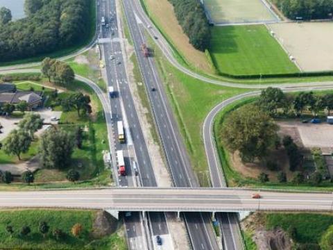 A27 Traject Houten - Hooipolders