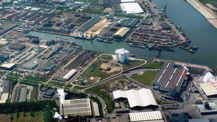 Actieplan Versterking Industrie Rotterdam - Moerdijk