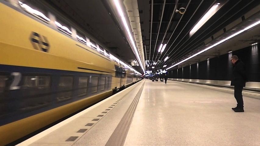 Foto: delft trains