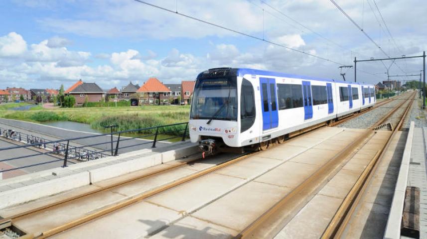 Den Haag 2040 Binckhorst-CID-Scheveningen 'Koningscorridor naar Zee'