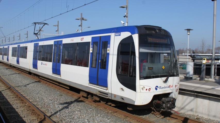 Viersporigheid: Delft Zuid - Schiedam