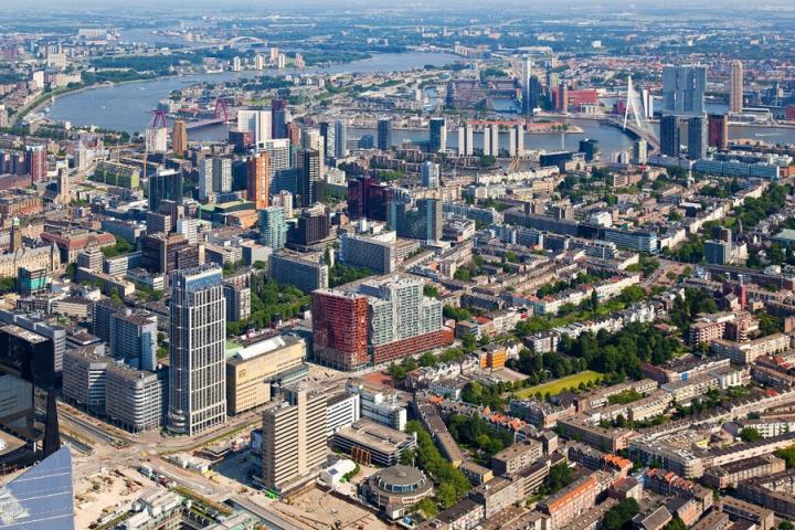 Gebiedsontwikkeling Rotterdam