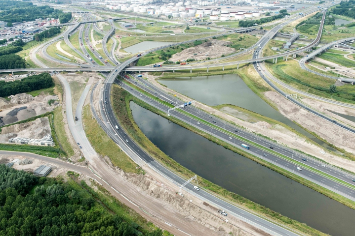 Corridor Rotterdam – Antwerpen