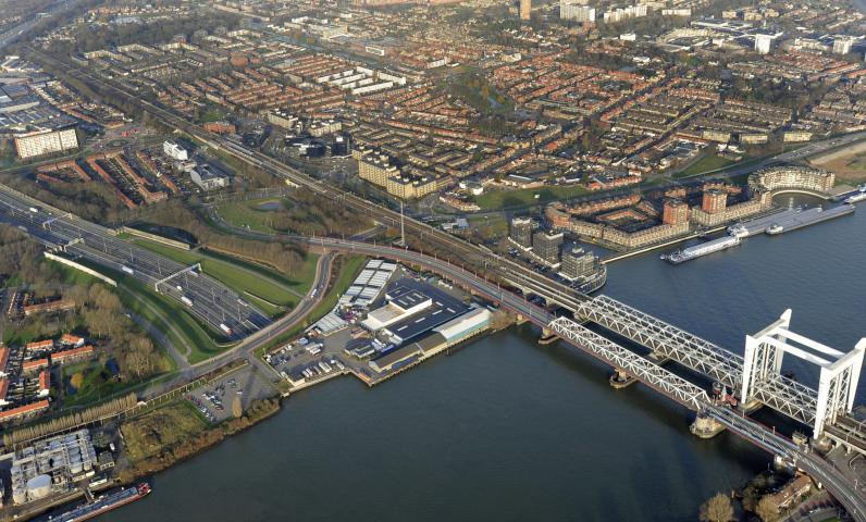 Spoorzone Dordrecht