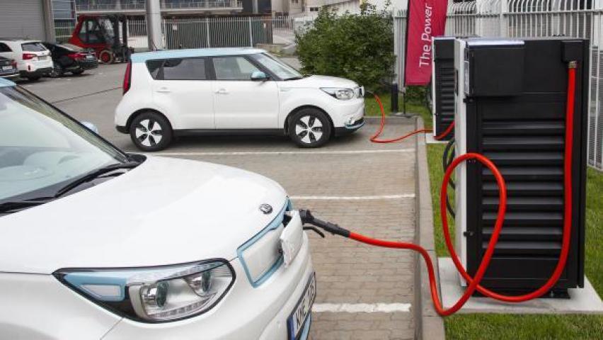 Laadpalen elektrisch vervoer
