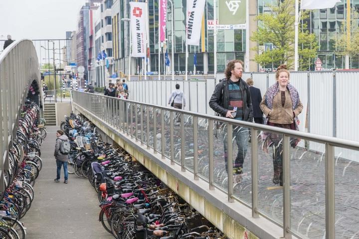 Leiden Stationsgebied