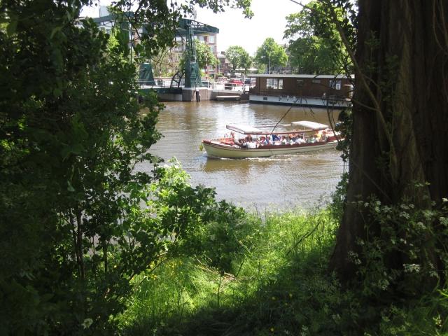 Hart van groen blauwe netwerk Holland Rijnland/ Singelpark leiden