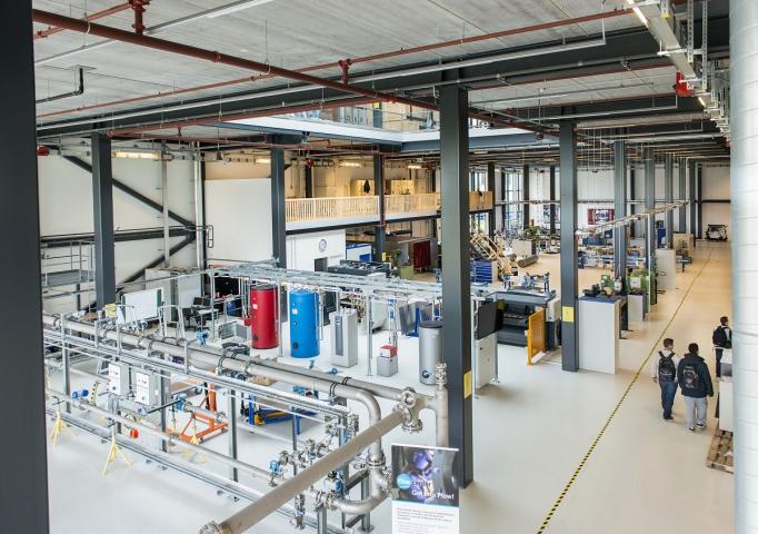 TIMA (Duurzaamheids fabriek)
