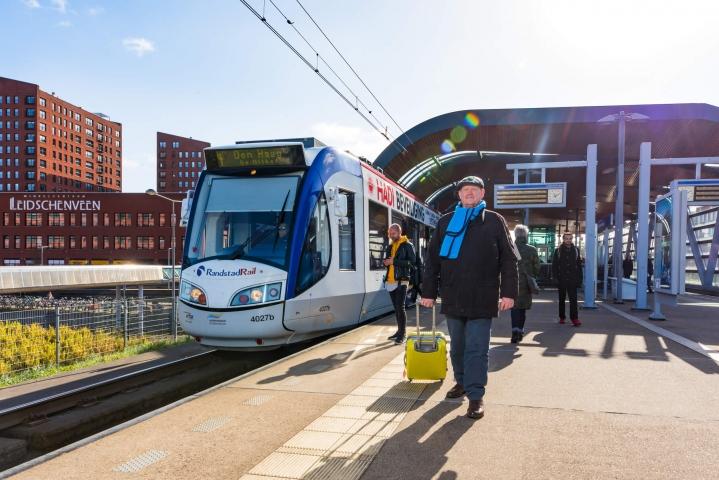 Verhogen capaciteit centrale spoorlijn