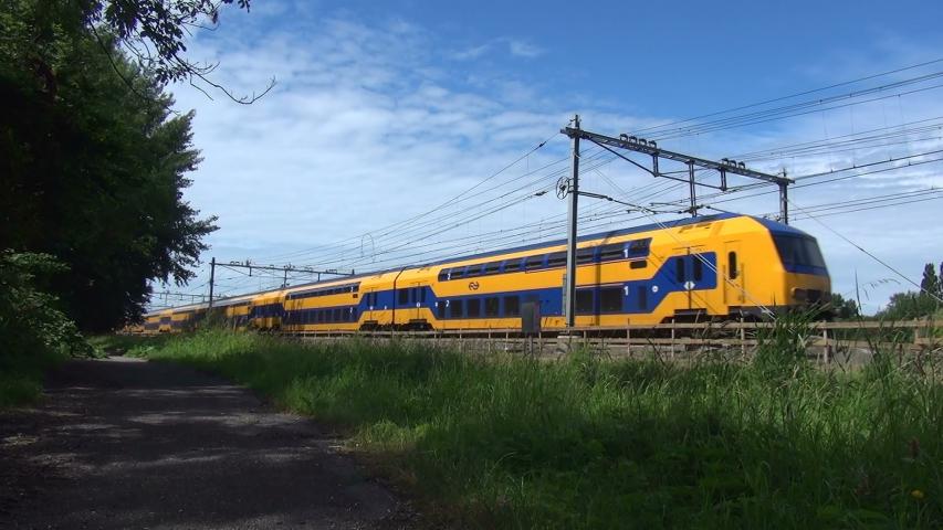 Viersporigheid: Rijswijk - Delft Zuid